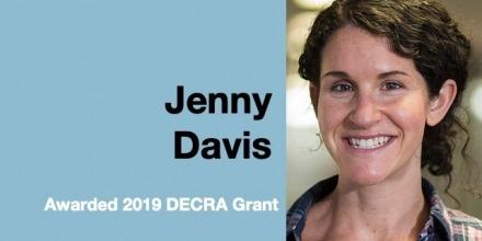 Dr Jenny Davis receives DECRA grant