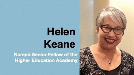 Head of School named to Higher Education Academy